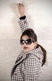 Indian girl model Royalty Free Stock Image