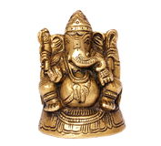 Indian god ganesh Stock Photos