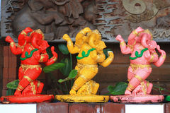 Indian God Ganesha Stock Photography