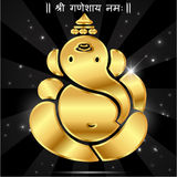 Indian god ganesha, Ganesh idol. Created Indian god ganesha, Ganesh idol- vector eps10 stock illustration