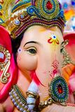 Indian Lord Ganesh Sculpting Statue royalty free stock photography