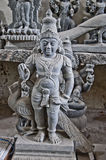 Indian god statues Royalty Free Stock Images