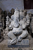 Indian god statues Royalty Free Stock Photo