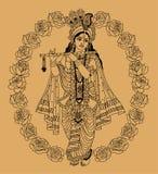 Indian Goddess Stock Image