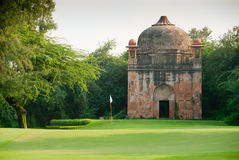 Indian Golf Royalty Free Stock Images