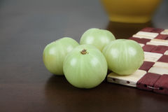Indian gooseberry - Amla. Nature Fruit royalty free stock photo