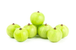 Indian gooseberry Royalty Free Stock Image
