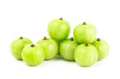 Indian gooseberry Stock Images