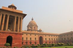 Indian government office New Delhi India Royalty Free Stock Image
