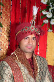 Indian groom Stock Image