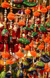 Indian hand made crafts Royalty Free Stock Photos