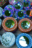 Indian hand made crafts Stock Photography