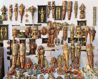Indian Handicraft Royalty Free Stock Photos