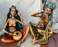 Indian Handicraft Stock Photos