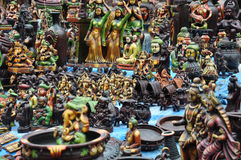 Indian Handicrafts Stock Image
