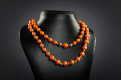 Indian handmade necklace Royalty Free Stock Photography