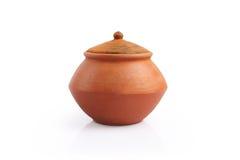 Indian Handmade Pot Royalty Free Stock Image