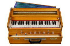 Indian harmonium Royalty Free Stock Image