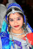 Indian haryavni girl Royalty Free Stock Photos