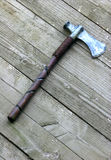 Indian hatchet Royalty Free Stock Image