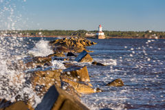 Indian Head Lighthouse Stock Image