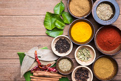Indian herb Stock Image