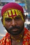 Indian hermit-II Royalty Free Stock Photos