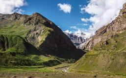 Indian Himalaya, Himachal Pradesh region Stock Photography