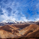 Indian Himalaya mountain view Stock Images