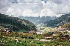 Indian Himalaya mountains Manali region Royalty Free Stock Photo