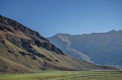 Indian Himalaya mountains Royalty Free Stock Photos