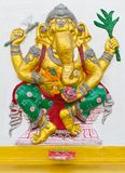 Indian or Hindu God Ganesha avatar Stock Photography