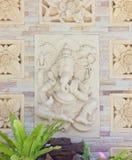 Indian or Hindu God Ganesha avatar Royalty Free Stock Image