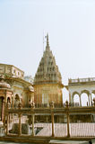 Indian Hindu temple Royalty Free Stock Photo