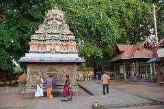 Indian hinduists praying Royalty Free Stock Photo