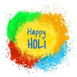 Indian holiday Holi Royalty Free Stock Photography