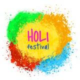 Indian holiday Holi Stock Image