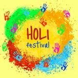 Indian holiday Holi Stock Photo