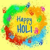 Indian holiday Holi Royalty Free Stock Image