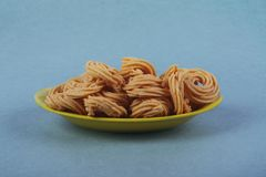 Indian Recipe Murukku Stock Photography