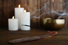 Indian incense stick Royalty Free Stock Photos