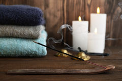 Indian incense stick Stock Photography