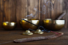 Indian incense stick Stock Image