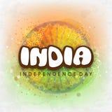 Indian Independence Day celebration. Stock Photos