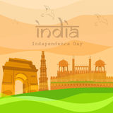 Indian Independence Day Royalty Free Stock Photos