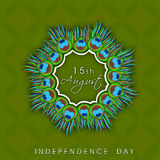 Indian Independence Day. Stock Photos