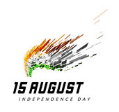 Indian Independence Day vector background Stock Photography