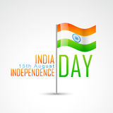 Indian independence day Stock Photo