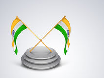 Indian Indepndence Day Background Stock Photos