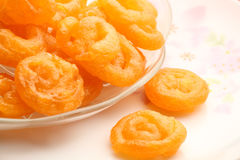 Indian Jalebi Royalty Free Stock Photos